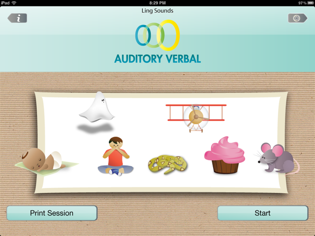 Auditory Verbal Apps