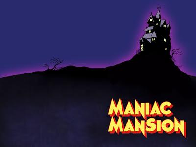 Fondo Maniac Mansion