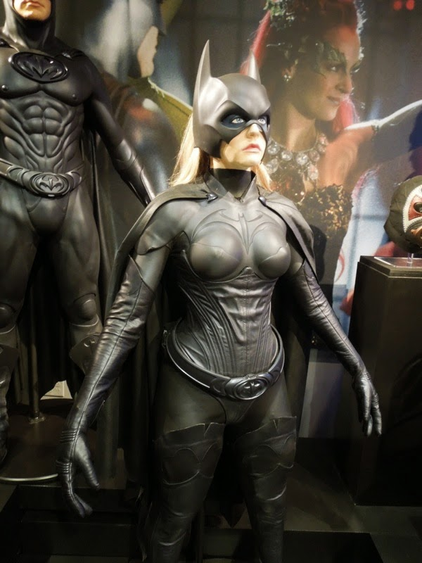 Batgirl film costume Batman and Robin