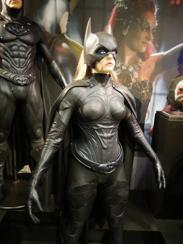 Batgirl film costume Batman and Robin
