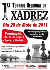 Torneio em Santo Antonio do Sudoeste...