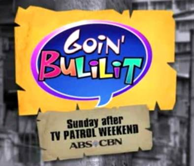 'Apoy Sa Dagat' Spoof in Goin' Bulilit this Sunday (March 10)