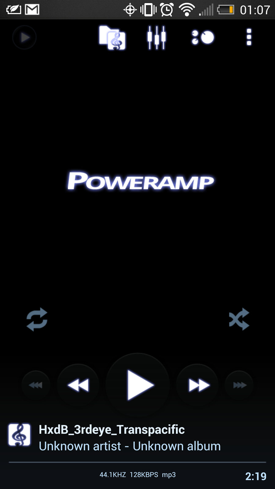 Poweramp APK Latest rc-buildplay Download Free for Android