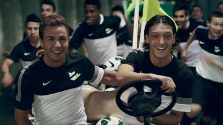 spot Nike fútbol
