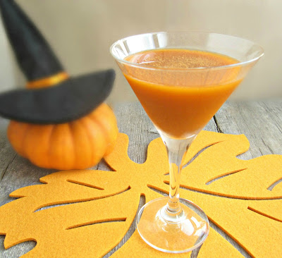 Pumpkin Party Martini