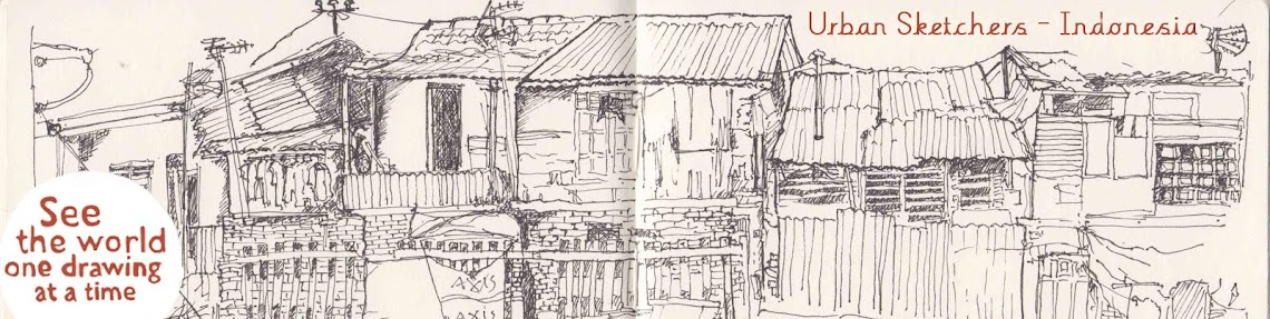 Urban Sketchers Indonesia