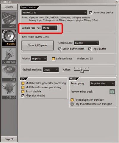 Panduan Menyimpan Projek Musik FL Studio Menjadi MP3 & WAV (Gambar 1)