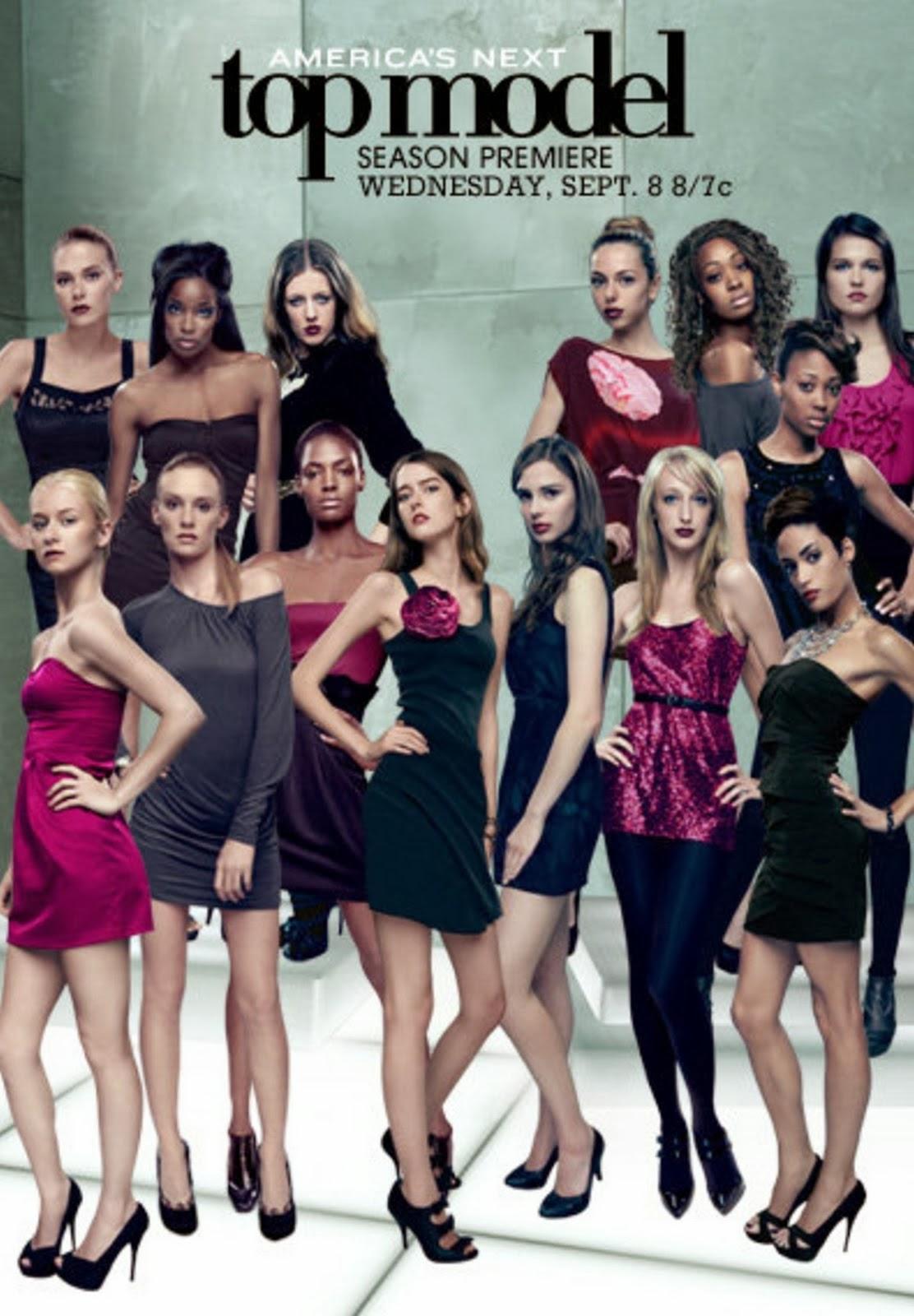 Смотреть americas next top model 21 фотография
