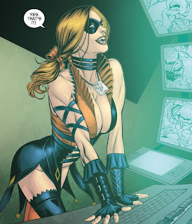 Harley Quinn from Injustice: Gods Among Us #16