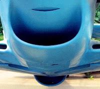 Воздухозаборники маслорадиатора истребитель лагг 3