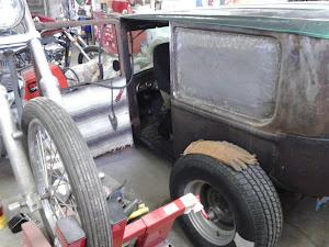 27 Model T Resto