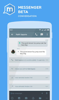 BBM Messenger Beta Build 2 Preview 1