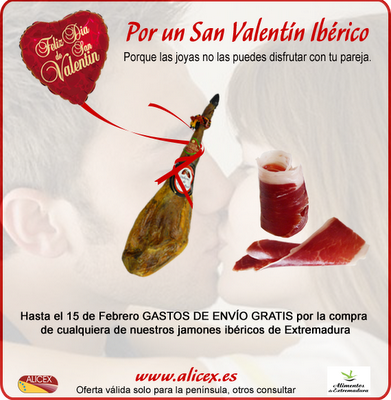 San Valentn ibrico de Alicex