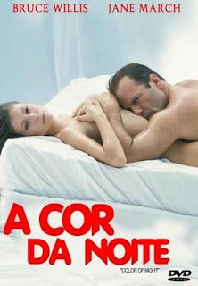Bruce Willis - A Cor da Noite