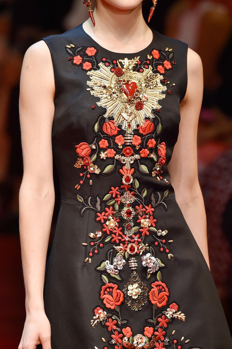 Dolce & Gabbana Spring/Summer 2015
