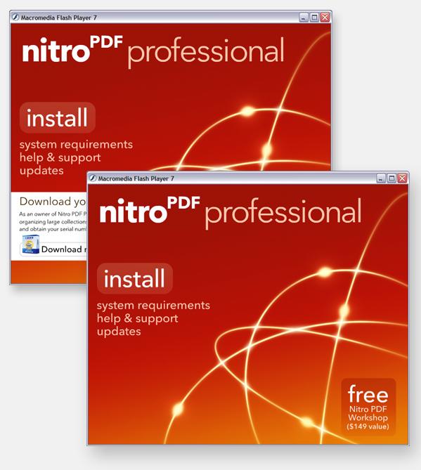 nitro pdf creator pro 8