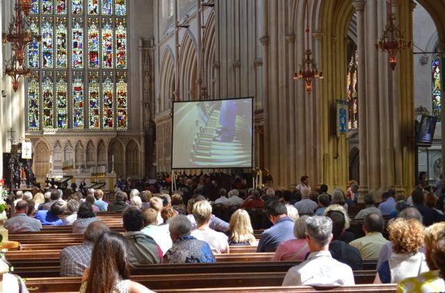 The Tour of All Tours: The Bath Abbey Audio Tour