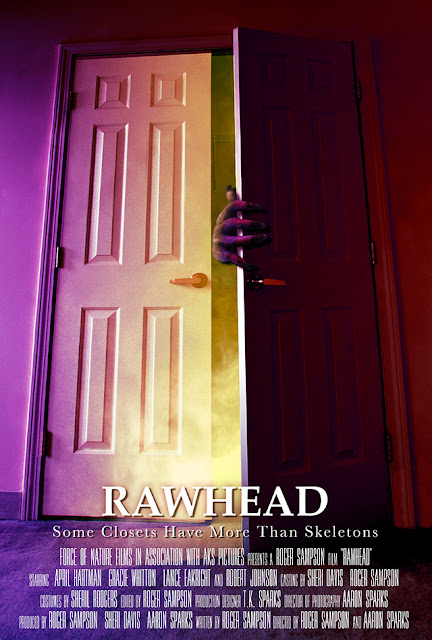 Poster, Rawhead, Forces of Horror, Chris Young, Cyoungmedia, Film
