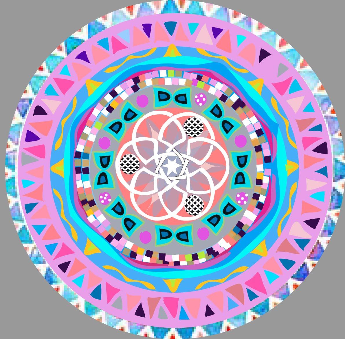 Mandala project (2015)