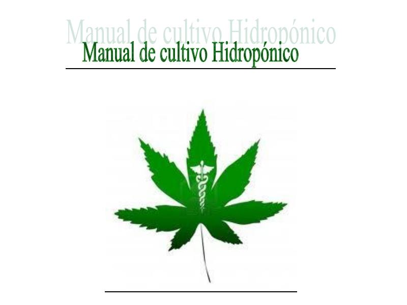 Manual de cultivo de cebada pdf