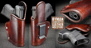 Rugged Leather OWB Holster