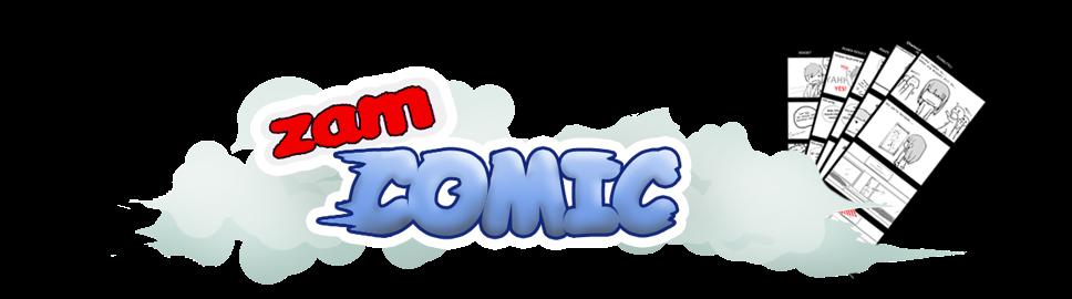 Zam Comic