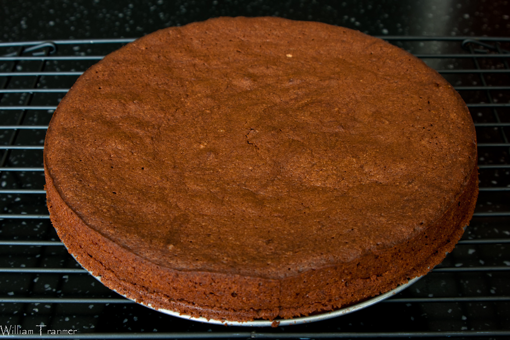 Flourless Chocolate Almond Cake Elizabeth David