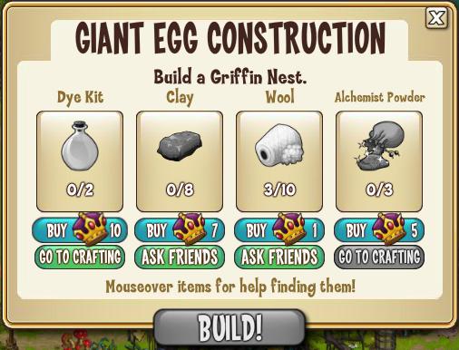 Griffin Nest