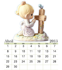 Calendario: Abril