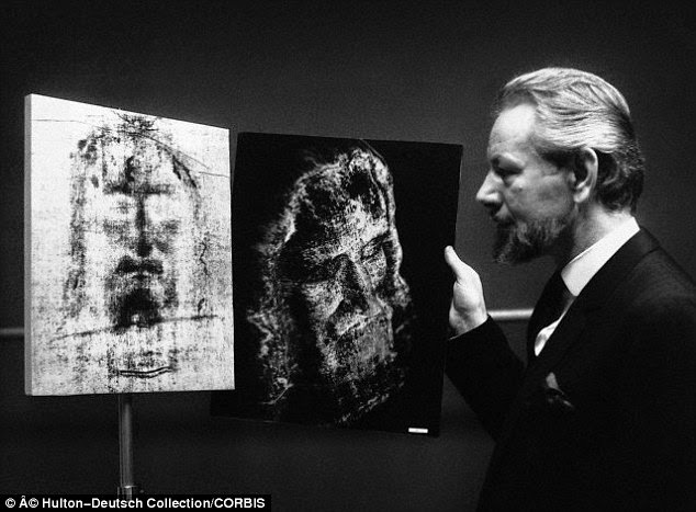 The Turin Shroud Is A Medieval Prop Made For Plays, Says Expert