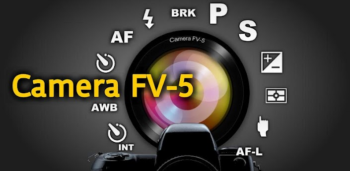 Download Camera FV-5 Apk kamera DLSR Android