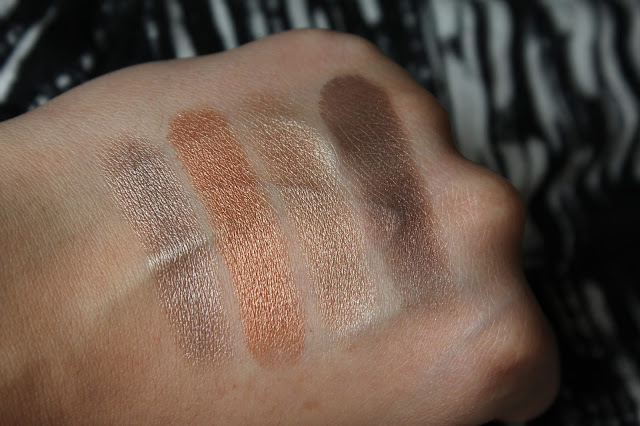 pastel nude palet swatch