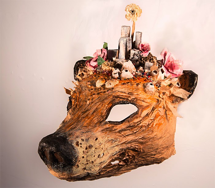 Bear City Mask
