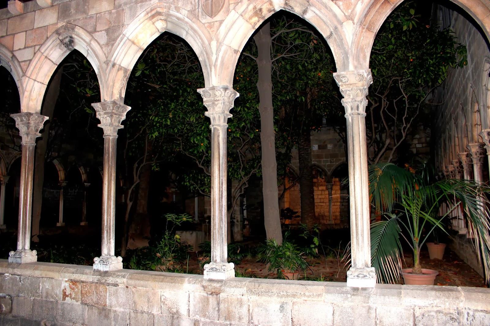 Iglesia de Santa Ana. Barrio Gótico