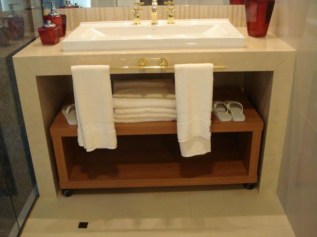 CasinhaQuerida Bancadas de Alvenaria -> Como Fazer Pia De Banheiro De Alvenaria