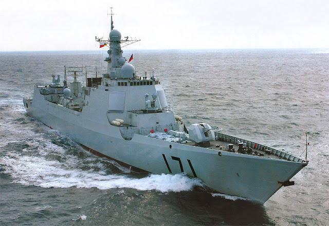 Type 052C DDG (Haikou)