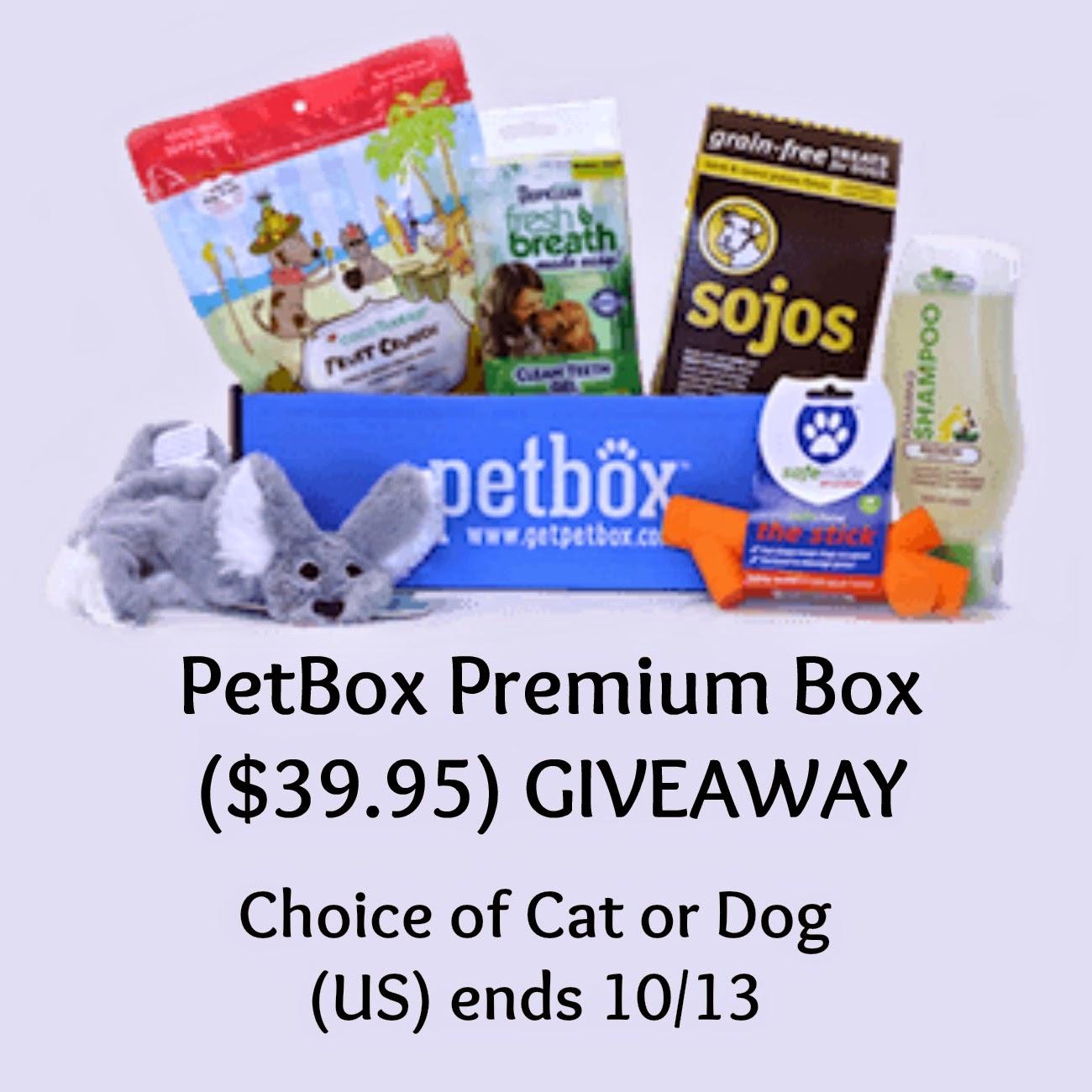 PETBOX PREMIUM BOX