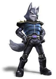 Wolf the galactik Wolf