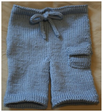 Knitting Patterns Toddlers Trousers : Free Knitting Pattern And Tutorial