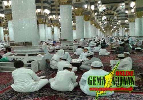 Barang Jamaah Haji Diangkut Lebih Awal