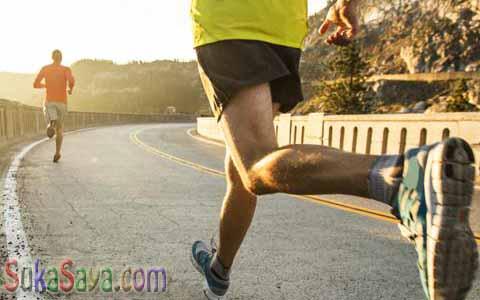 Mengapa Ketika Lari Sering Kali Kita Merasa Capek?