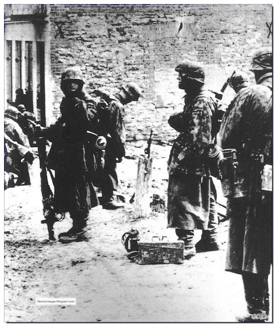 Waffen SS Kharkov