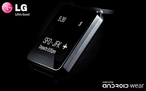 LG Gwatch Smartwatch Release Date, Price and Features with Androidwear