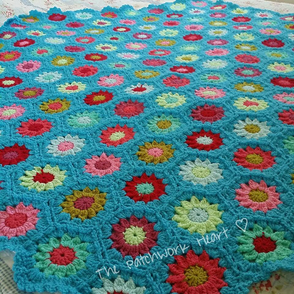 The turquoise blanket