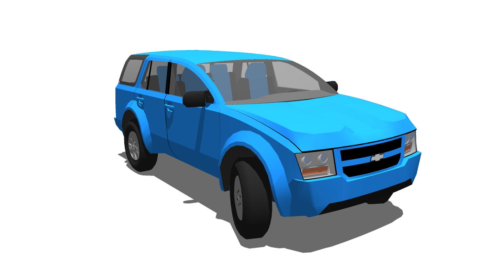 2015 Chevy Blazer Concept