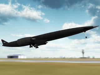 Inilah Pesawat yang Mampu KELILING DUNIA hanya dalam waktu 4 Jam