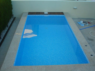 Tanque de piscina