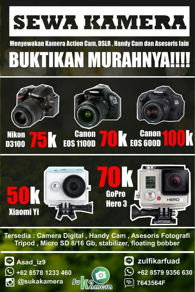 Suka Kamera