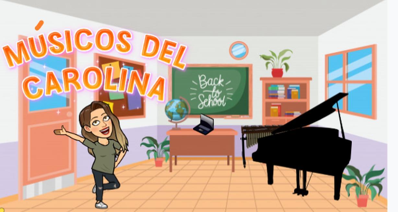 MUSICOS DEL CAROLINA