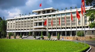Reiunification Palace